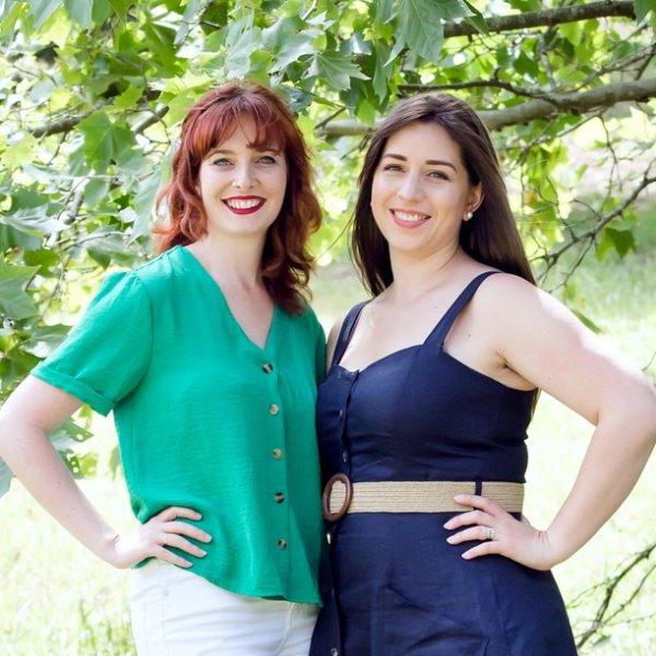 2020 Award winner – Sophie Blackett & Katie Price, CrackaDaks