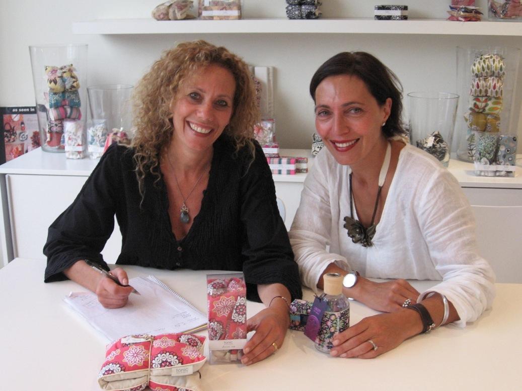 Nikki Horovitz & Toni Joel - Work Life Balance Success